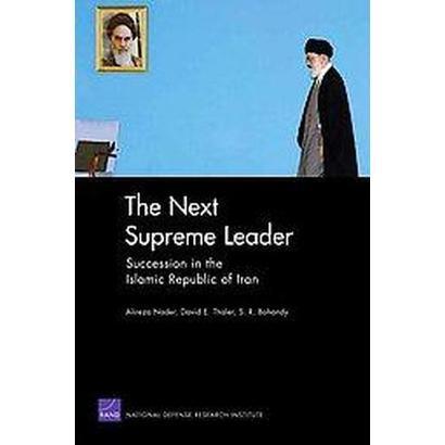 The Next Supreme Leader (Paperback)
