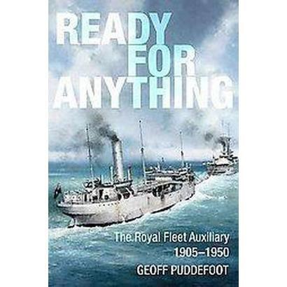 Ready for Anything (Hardcover)