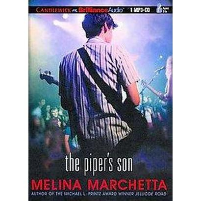 The Piper's Son (Unabridged) (Compact Disc)