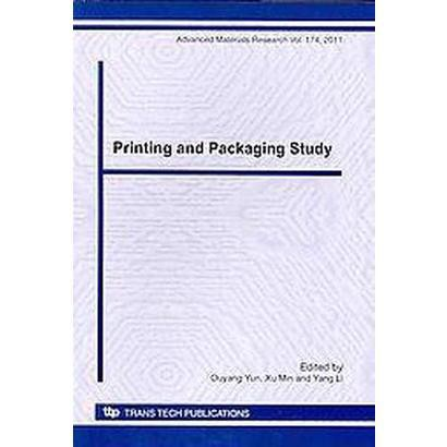 Printing and Packaging Study (Paperback)