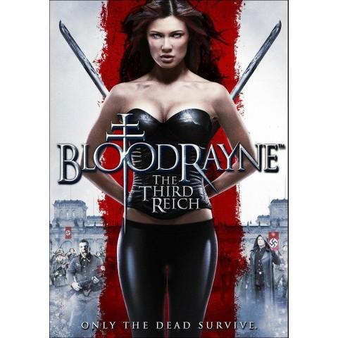 Bloodrayne: The Third Reich (Widescreen)
