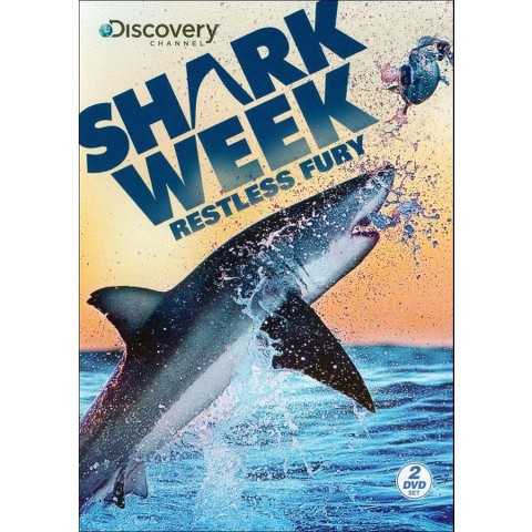Shark Week: Relentless Fury (2 Discs)