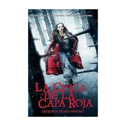 La chica de la capa roja / Red Riding Hood (Media Tie-In) (Paperback)