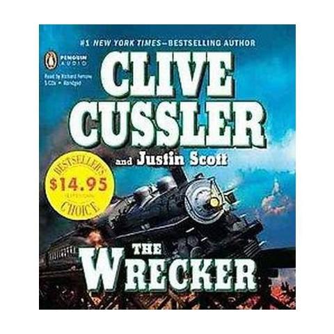 The Wrecker (Abridged) (Compact Disc)