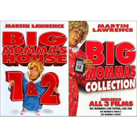 Big Momma Collection (3 Discs) (Widescreen)