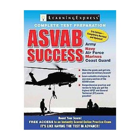 Asvab Success (Paperback)