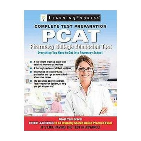 Pcat (Pharmacy College Admission Test) (Paperback)