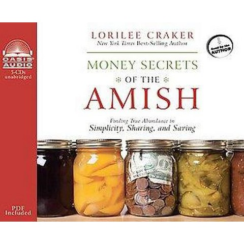 Money Secrets of the Amish (Unabridged) (Compact Disc)