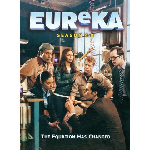 Eureka: Season 4.0 (2 Discs)