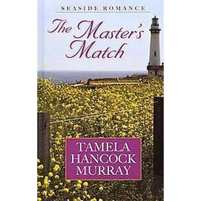 The Master's Match (Large Print) (Hardcover)