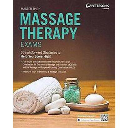 Master the Massage Therapy Exams (Paperback)