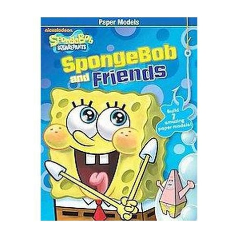 SpongeBob and Friends (Paperback)