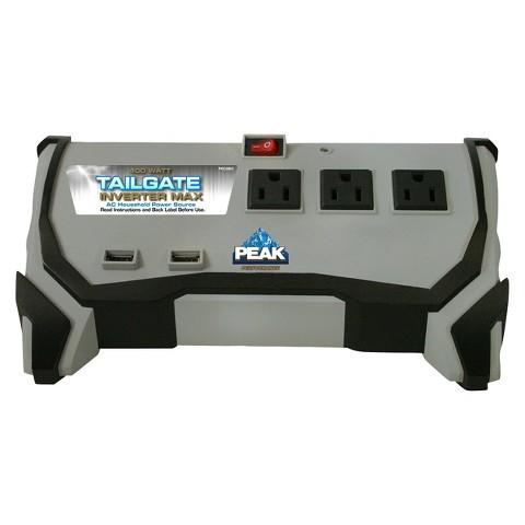 Peak 400W Mobile Power Tailgate Inverter