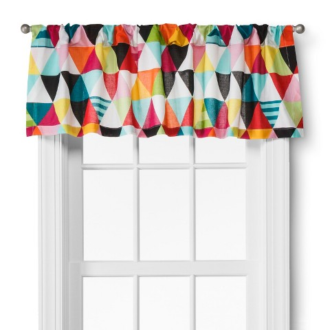 Circo® Girl Mix & Match Window Valance - 54""