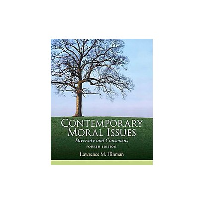 Contemporary Moral Issues (Paperback)