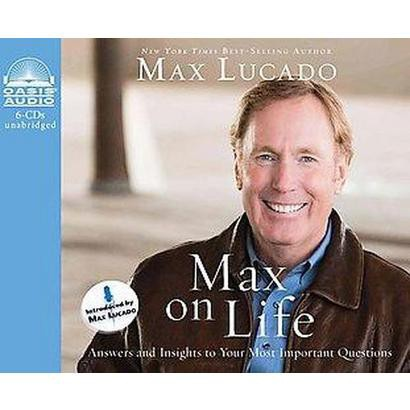 Max on Life (Unabridged) (Compact Disc)