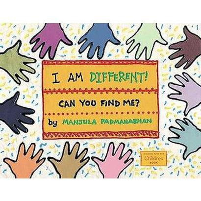 I Am Different! Can You Find Me? (Hardcover)