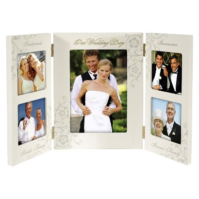 PEWTER 5 OPENING WEDDING COLLAGE