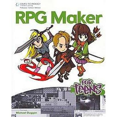 RPG Maker for Teens (Paperback)