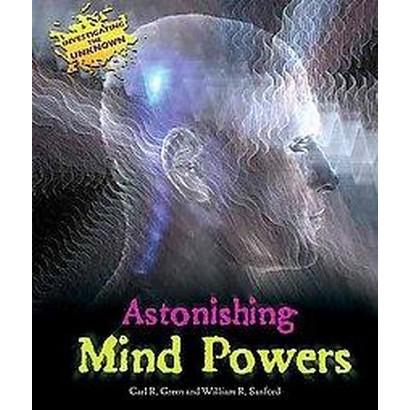 Astonishing Mind Powers (Hardcover)