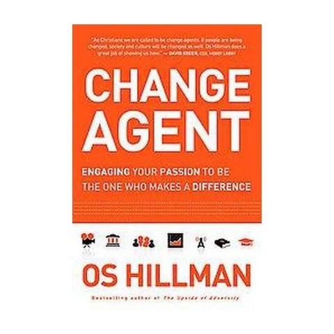 Change Agent (Paperback)
