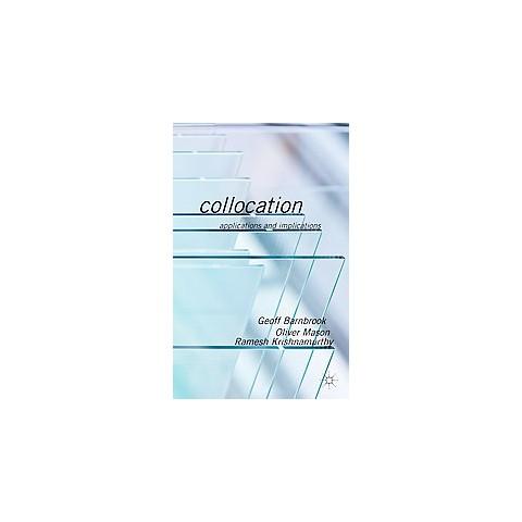 Collocation (Hardcover)