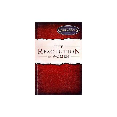 The Resolution for Women (Large Print) (Paperback)