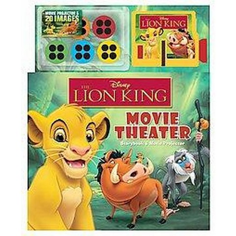 Disney the Lion King Movie Theater (Hardcover)