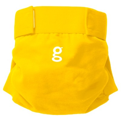 gDiapers – Little gPant Good Morning Sunshine Yellow - Medium