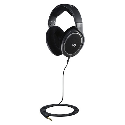Sennheiser Open-Aire Over-the-Ear Headphones (HD558) - Gray/Black