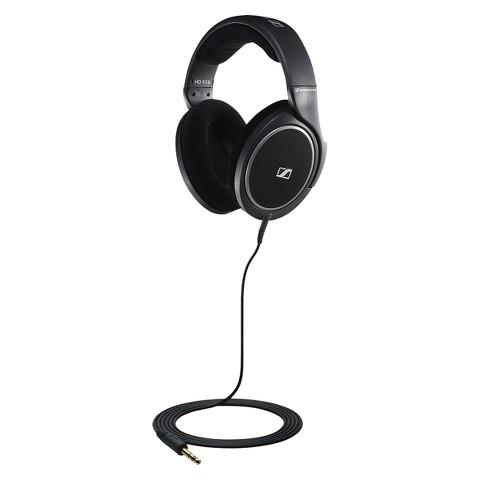 Sennheiser Open-Aire Over-the-Ear Headphones (HD558) - Gray/Black