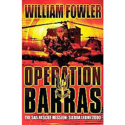 Operation Barras (New) (Paperback)
