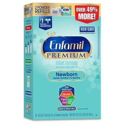 Enfamil Premium Newborn Formula Powder Refill Box - 33.2 oz.