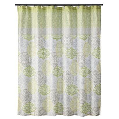 """Gypsy Shower Curtain - 72x72"""""""