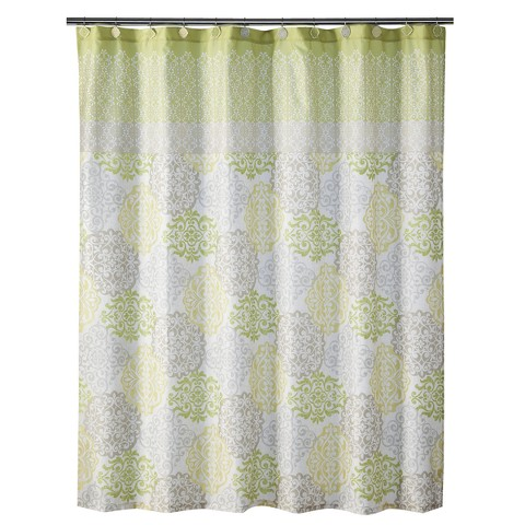 gypsy shower curtain product details page