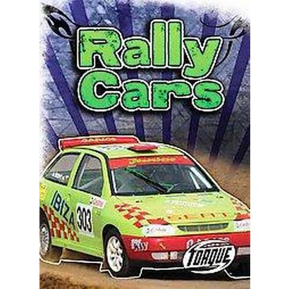 Rally Cars (Hardcover)