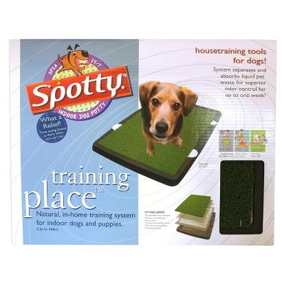 Spotty Indoor Dog Potty