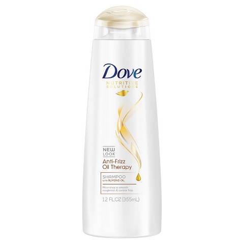 Dove Nourishing Oil Repair Shampoo 12 oz