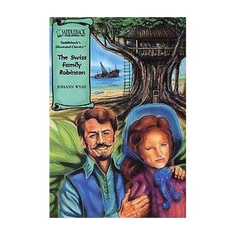 The Swiss Family Robinson (Paperback)