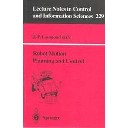 Robot Motion Planning and Control (Paperback)