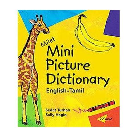 Milet Mini Picture Dictionary (Bilingual) (Board)
