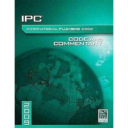 International Plumbing Code 2009 (Paperback)