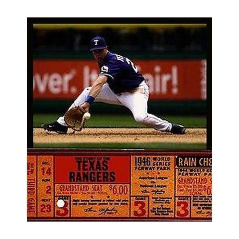 The Story of the Texas Rangers (Hardcover)