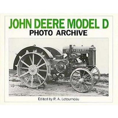 John Deere Model D (Paperback)