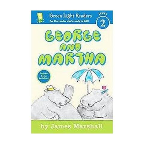 George and Martha (Paperback)