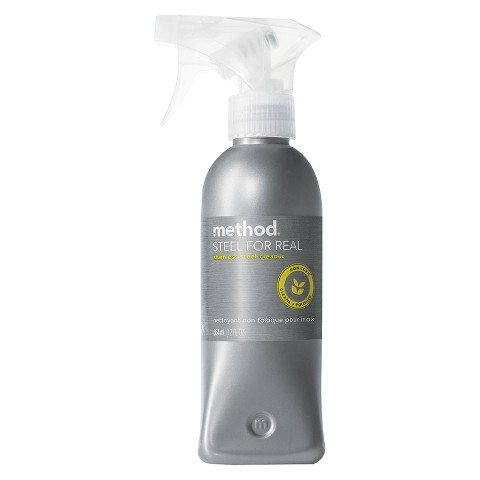 Method® Steel For Real Stainless Steel Cleaner