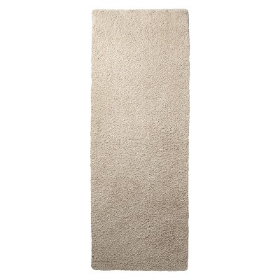 "Fieldcrest® Luxury Bath Runner - Light Taupe (60x22"")"