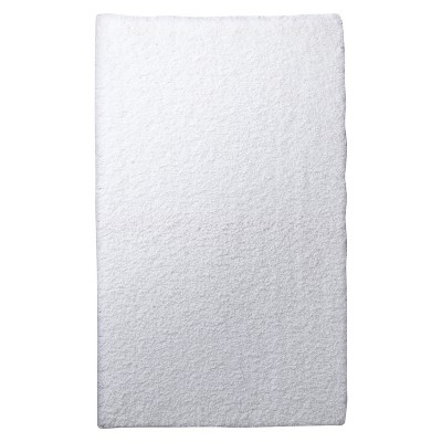 "Fieldcrest® Luxury Bath Rug - True White (24x38"")"