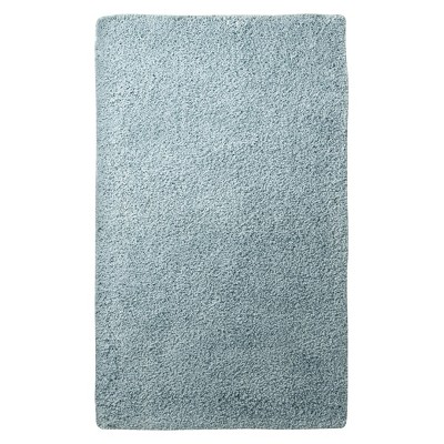 "Fieldcrest® Luxury Bath Rug - Aqua Spill (24x38"")"