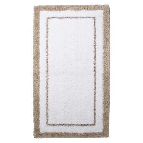 accent bath rug fieldcrest target